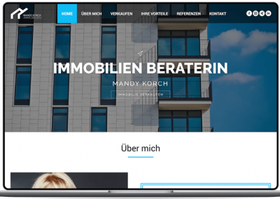 Immobilien Beraterin