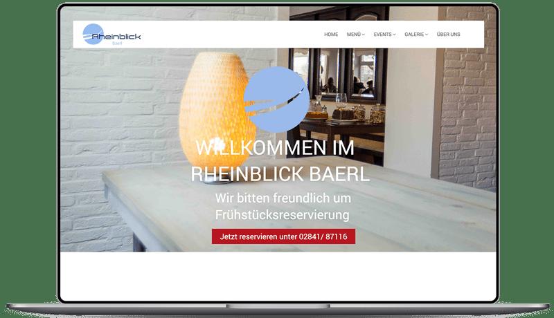Rheinblick Baerl