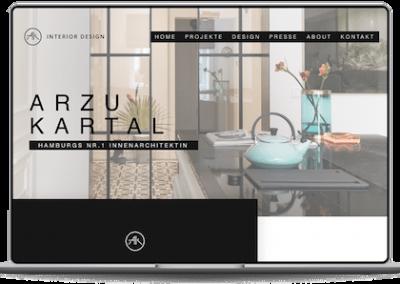 Arzu Kartal – Interior Design